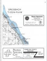 Dresbach T105N-R4W, Winona County 1990